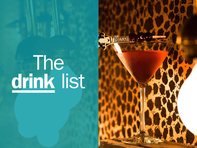 Check out the 20 best bars in Miami