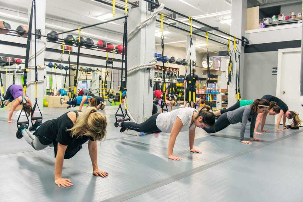 The best gyms in San Francisco