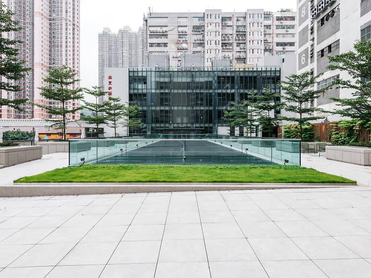 超愜意大型天台花園
