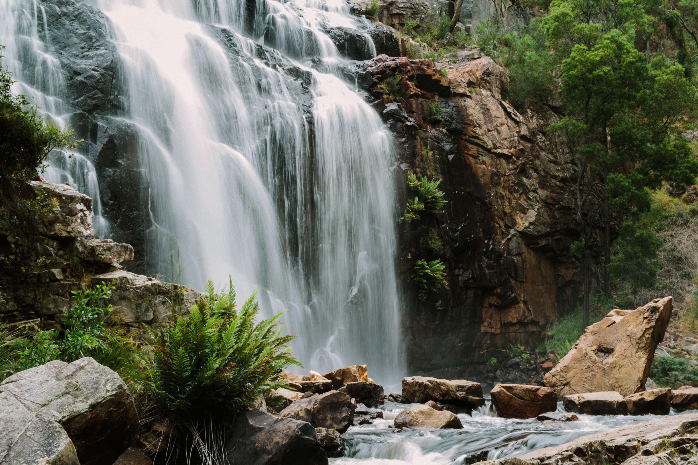 The best waterfalls in Victoria