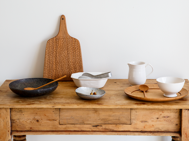 Artisanal Japanese tableware