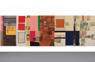 Robert Rauschenberg: 'Spreads 1975-83' review