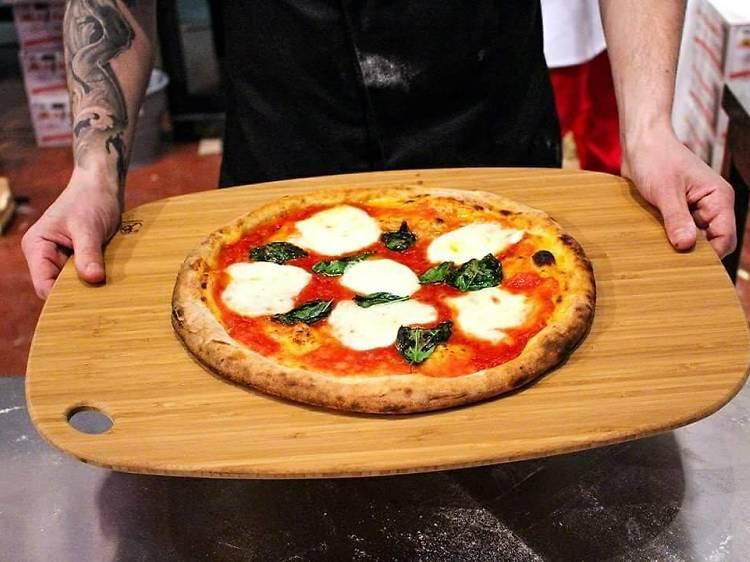 Guillaume Grasso - Vera pizza napoletana