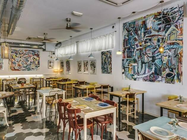 Los 21 mejores restaurantes