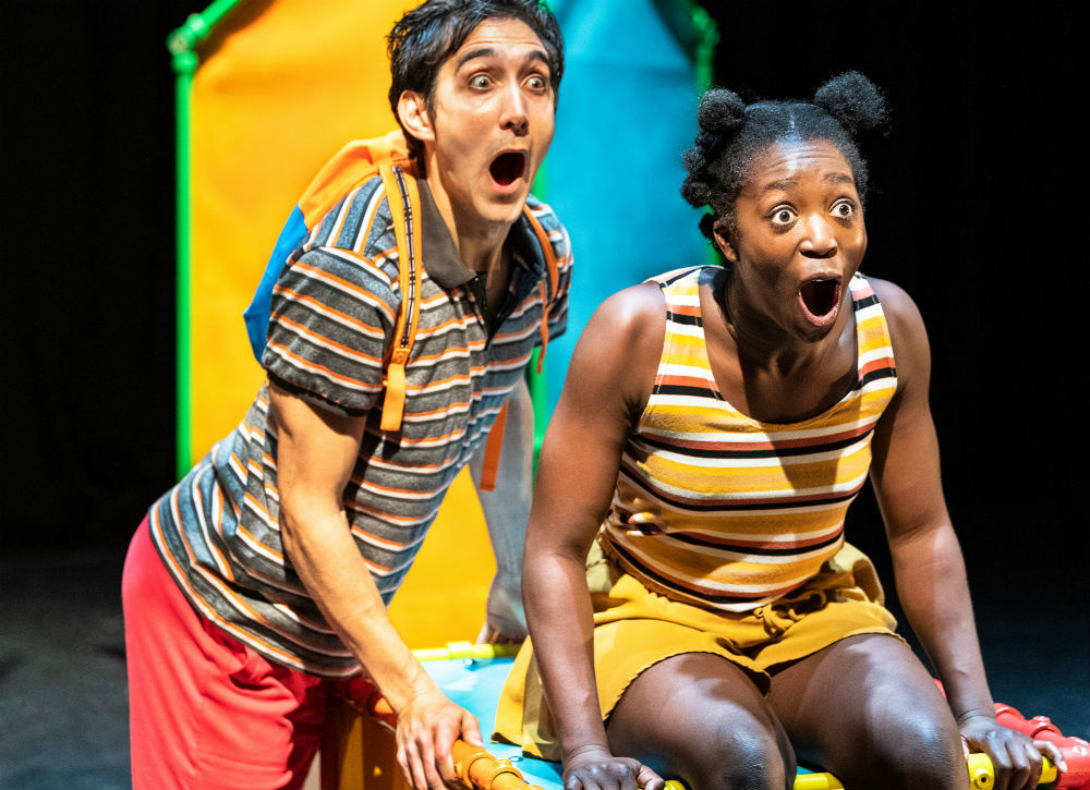'Hansel & Gretel' by Uchenna Dance, at The Place