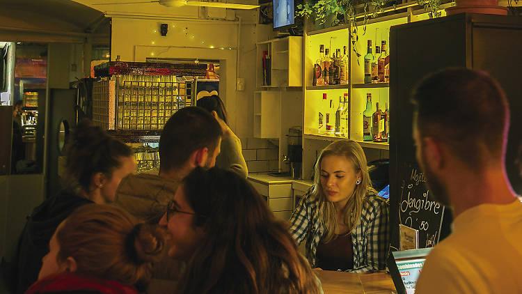 Bar Berenjenal