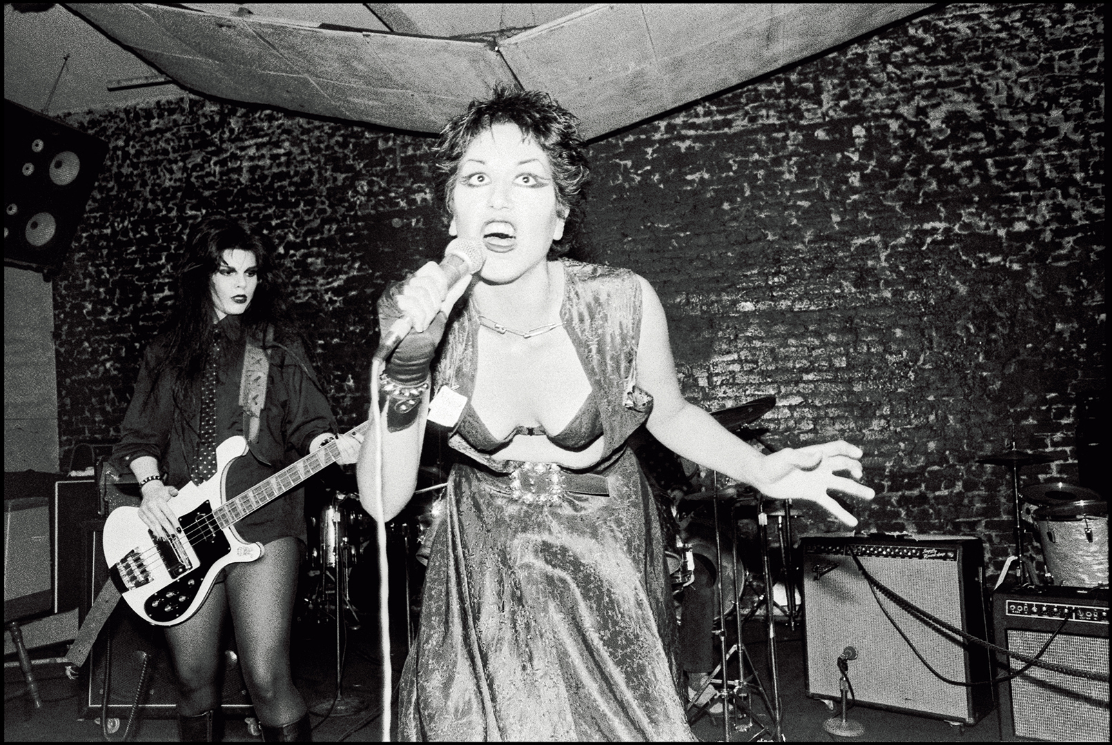 Ruby Ray, Pat Bag and Alice Bag, 1978