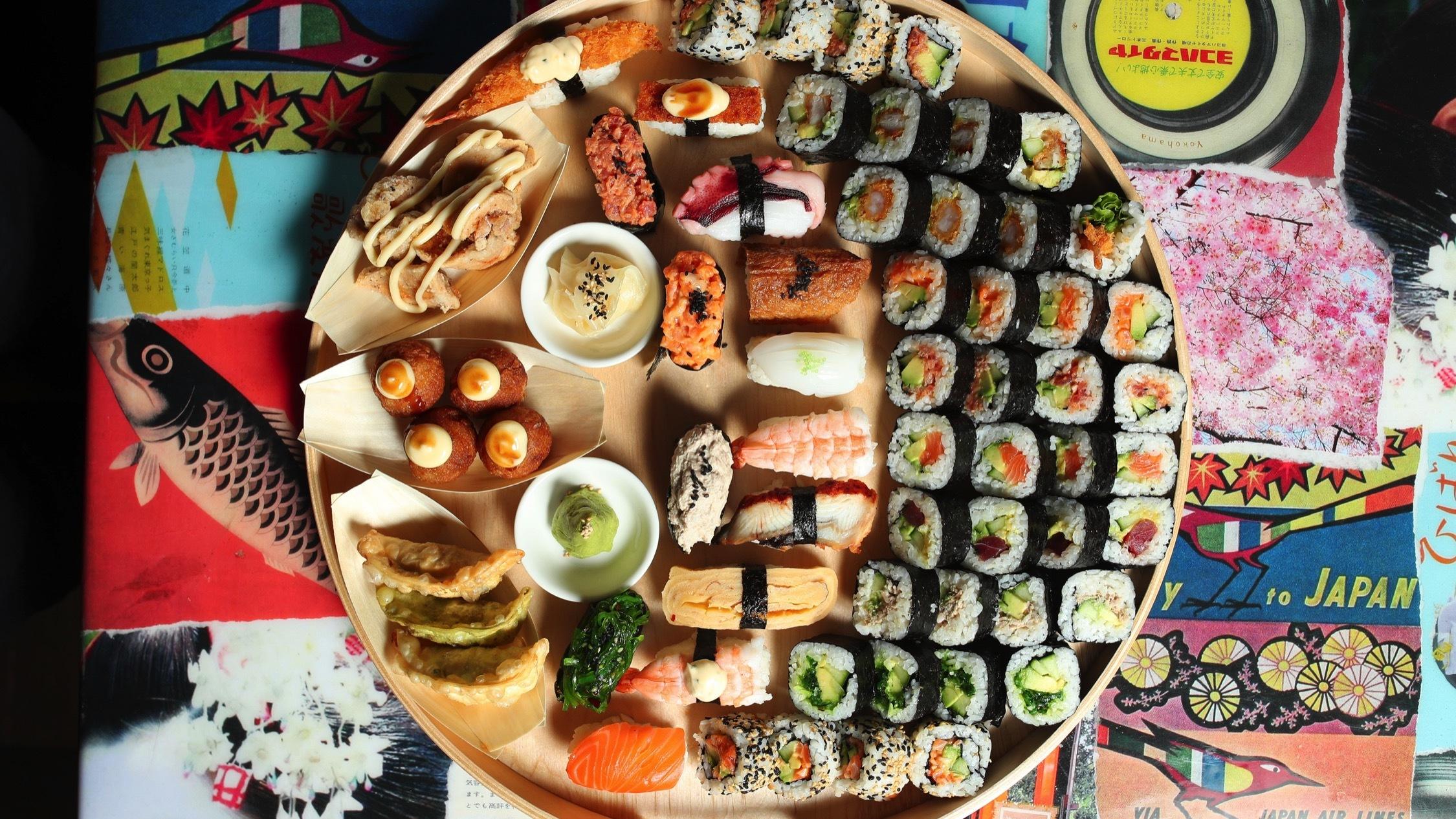 Food at Tokosan