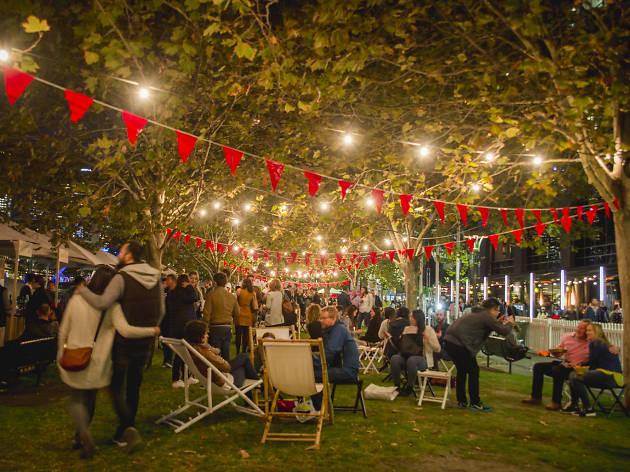 Melbourne Food and Wine Festival River Graze