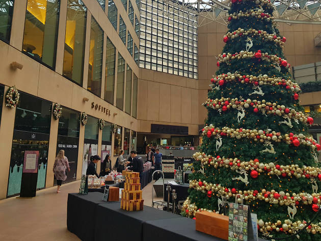Collins Place Christmas Tree