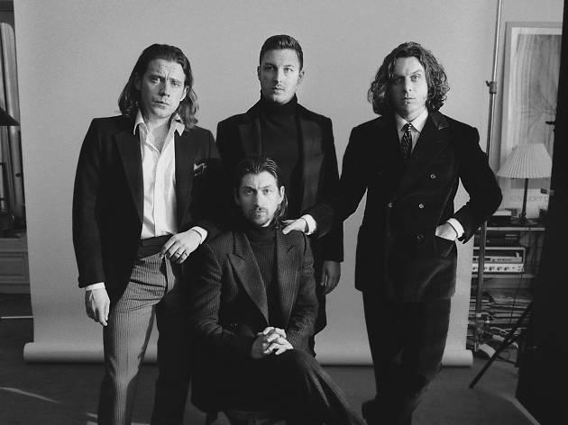 Arctic Monkeys vuelve a la CDMX