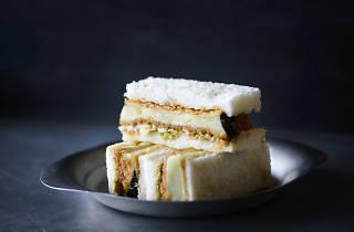 A kastu sandwich