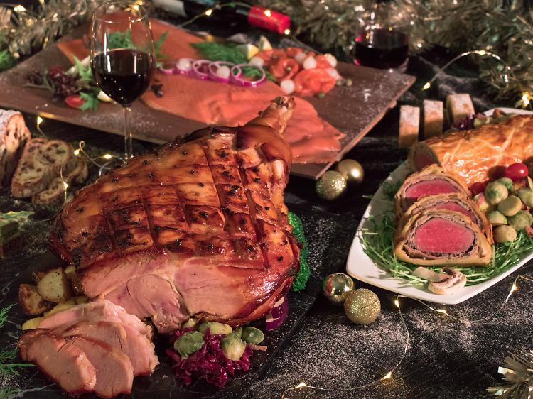 唯港薈 The Market:美式傳統聖誕火雞大餐