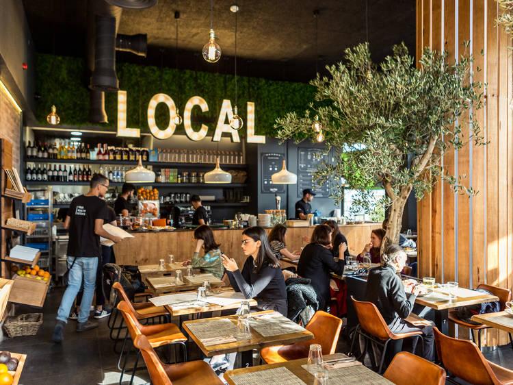 Local – Your Healthy Kitchen Avenida