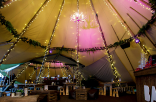 Citypoint Christmas Igloo Screenings