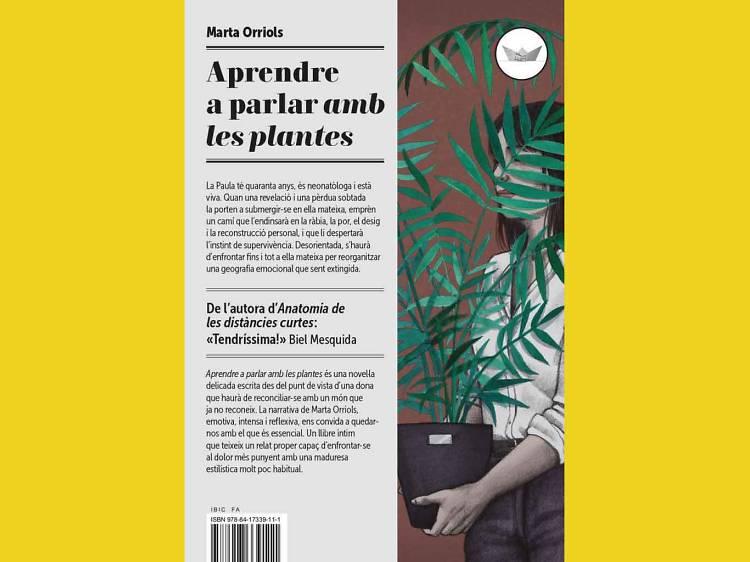 Aprendre a parlar amb les plantes, de Marta Orriols