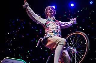 'Wolfgang's Magical Musical Circus' at Barbican Centre