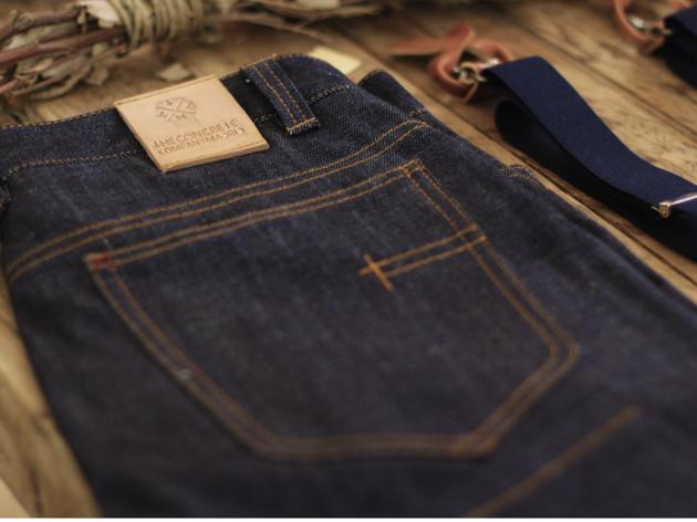 The Concrete Company, jeans a medida