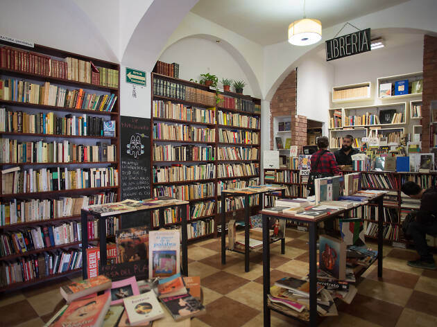 Las mejores librerías en la CDMX