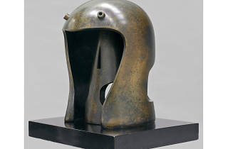 Henry Moore: The Helmet Heads review