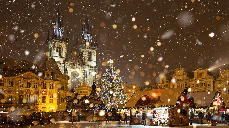 Praga per Nadal