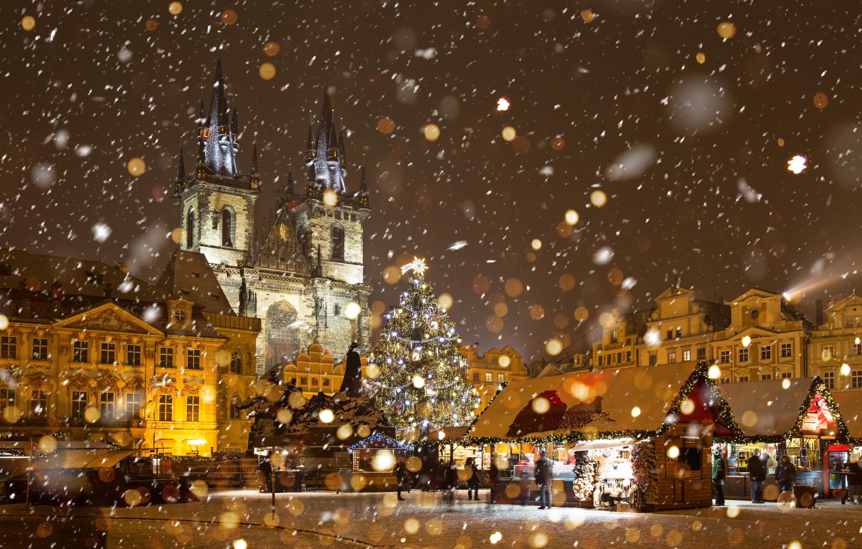 3 mercats nadalencs europeus
