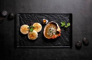 Sanwa Jo - Crabmeat in Miso