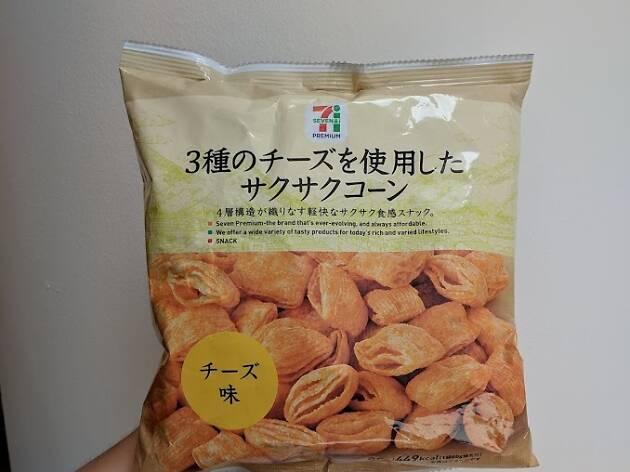 Sakusaku corn cheese flavour