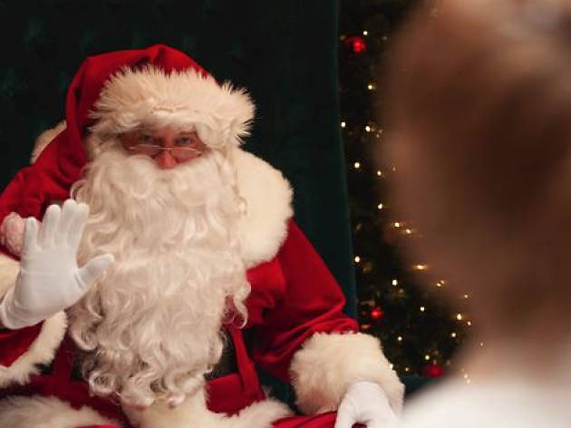 Chadstone Santa
