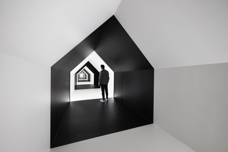 Between Two Worlds | Escher X nendo