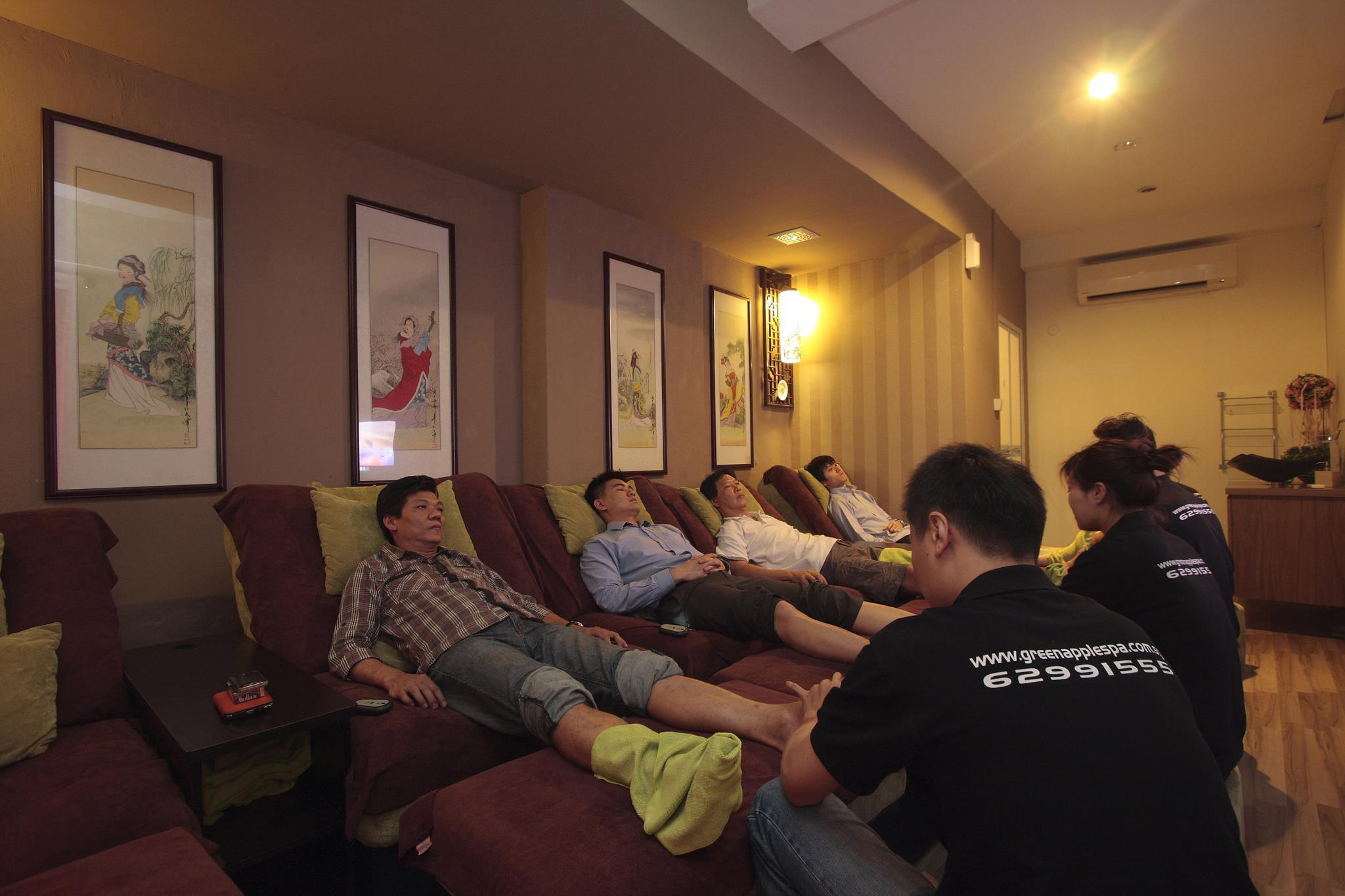 top affordable massage singapore