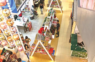Dazzling decors of the festive season at Odel