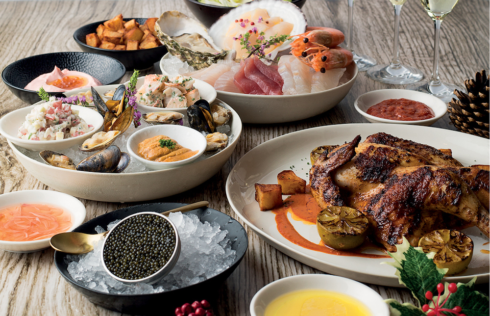 6 delectable festive feasts to relish at Marina Bay Sands