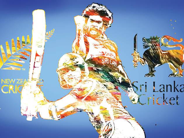 Sri Lanka tour of New Zealand