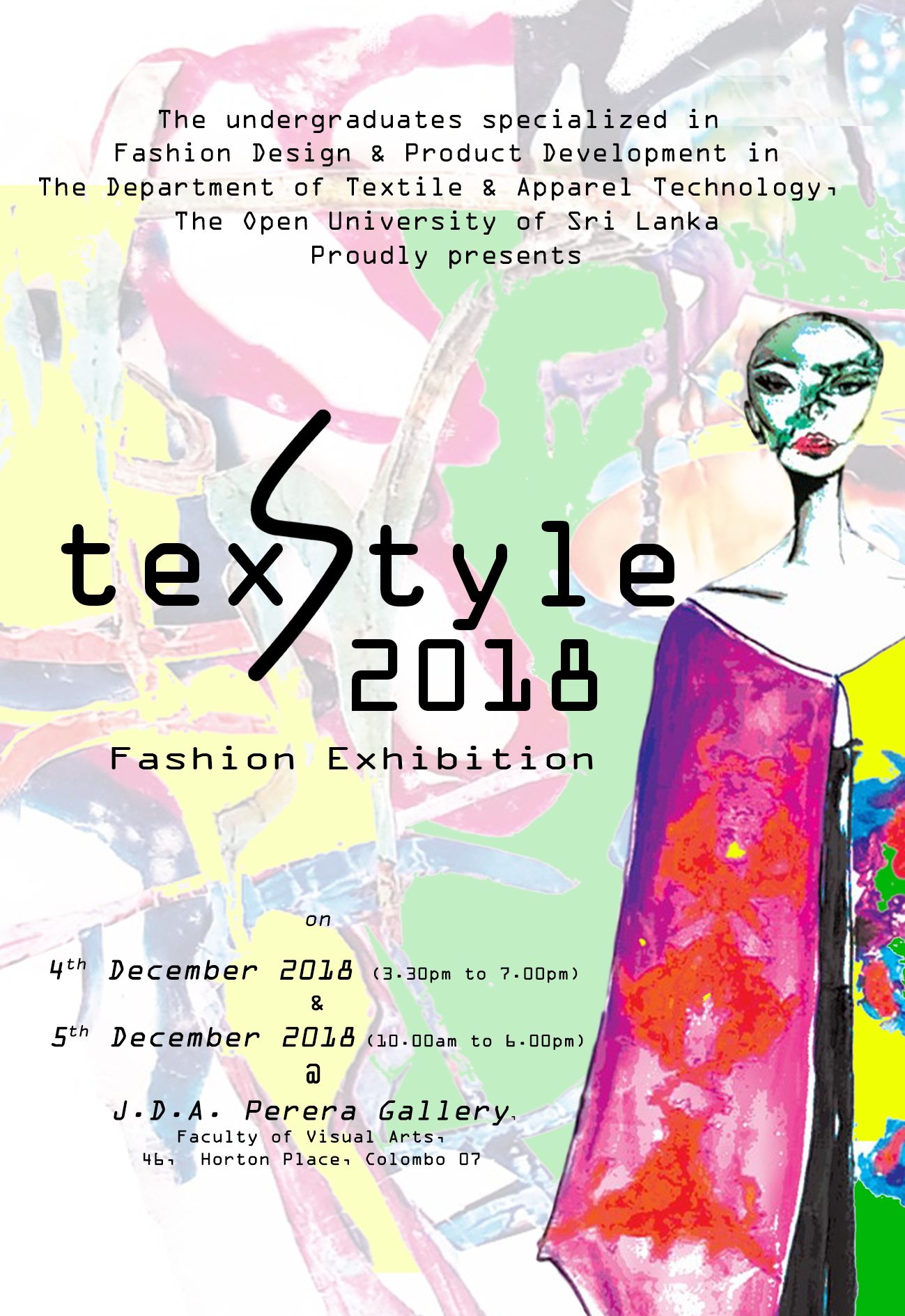 Texstyle 2018 Art In Sri Lanka