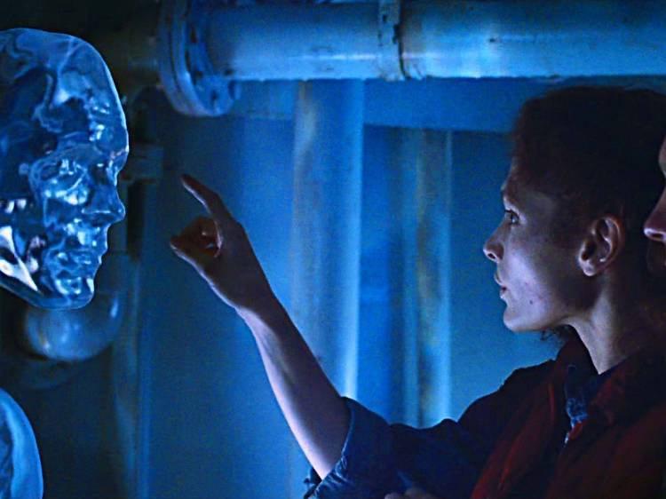 'The abyss' (1989), de James Cameron
