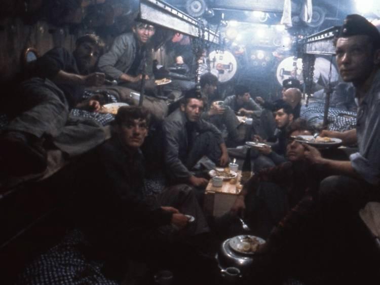 'El submarí' (1981), de Wolfgang Petersen