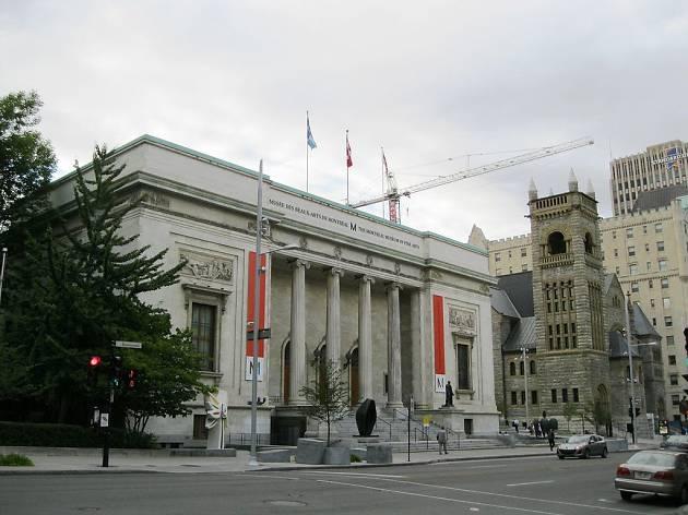 Museu d'art de Mont-real