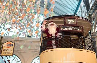 Christmas at London Transport Museum