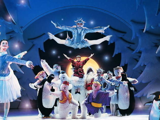 'The Snowman' at Peacock Theatre