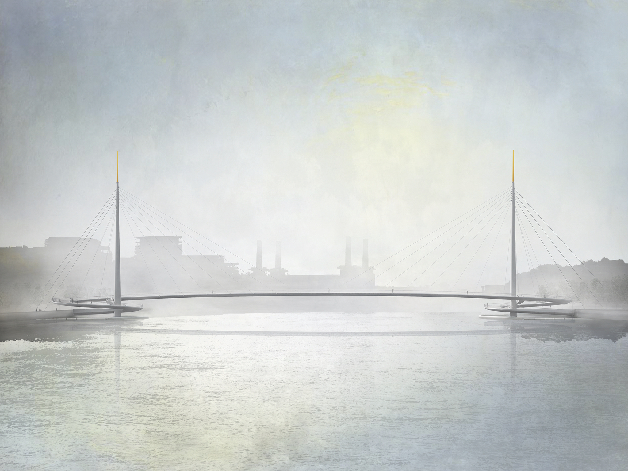 Nine Elms Pimlico Bridge