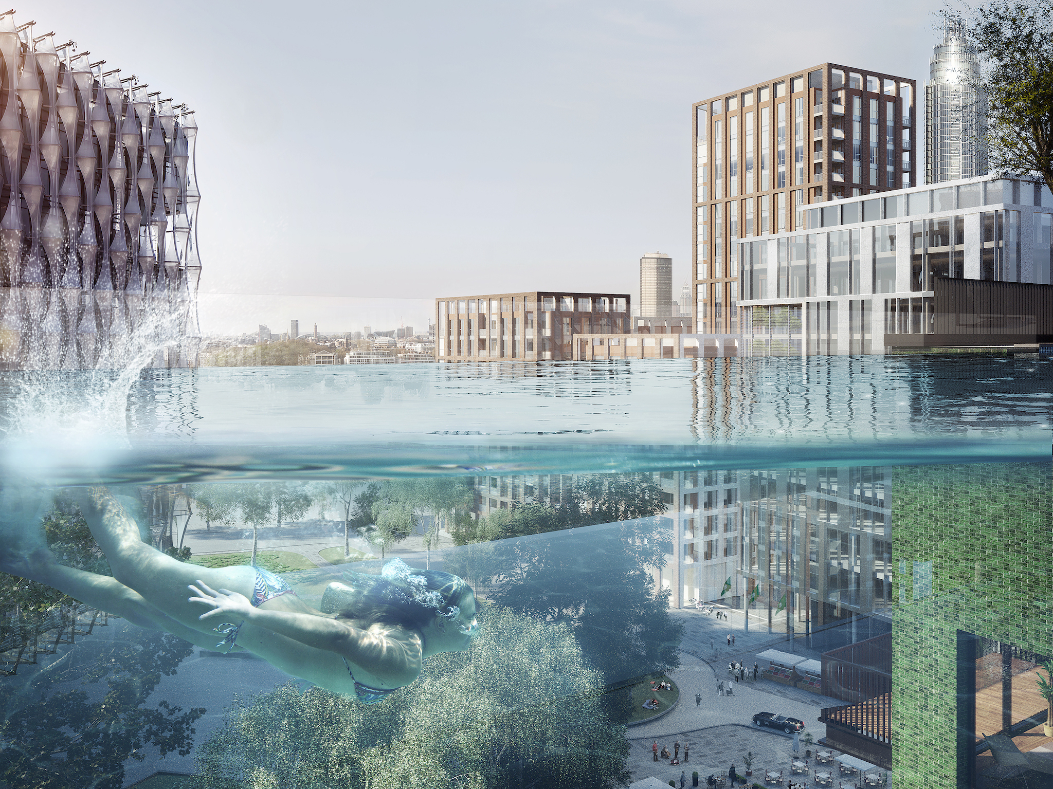 Eight major developments that will change the face of London by 2025