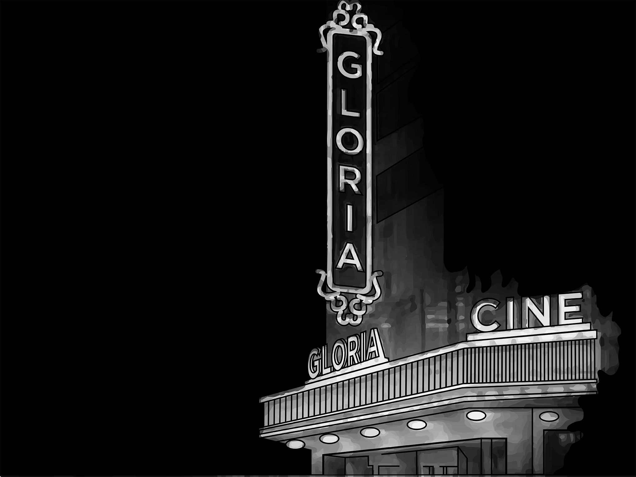 Cine Gloria, uno de los cines favoritos de Alfonso Cuarón
