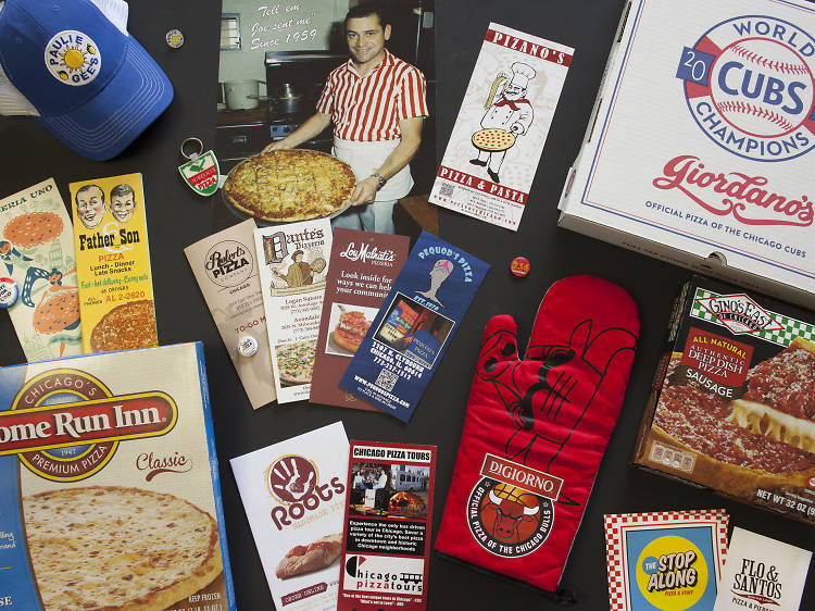 O museu da pizza