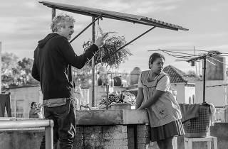 Alfonso Cuarón en Roma