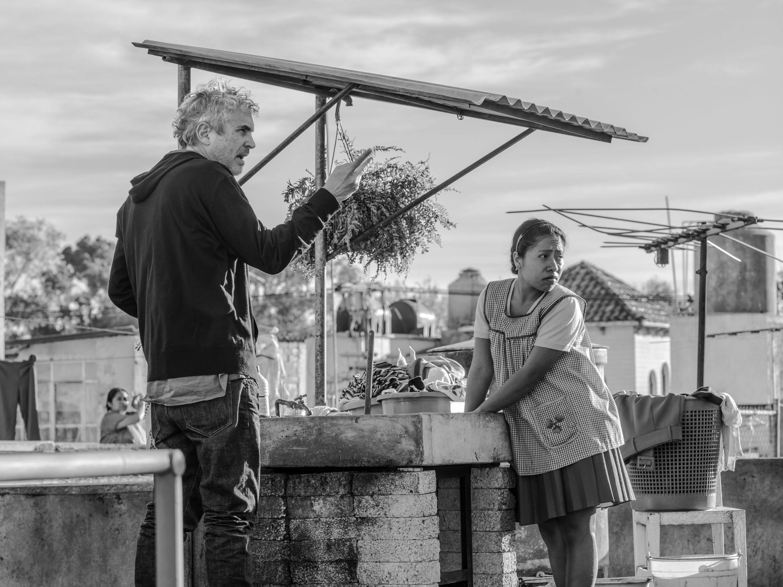 Roma rumbo al Óscar 2019