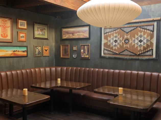 Thunderbird bar and restaurant in Brentwood