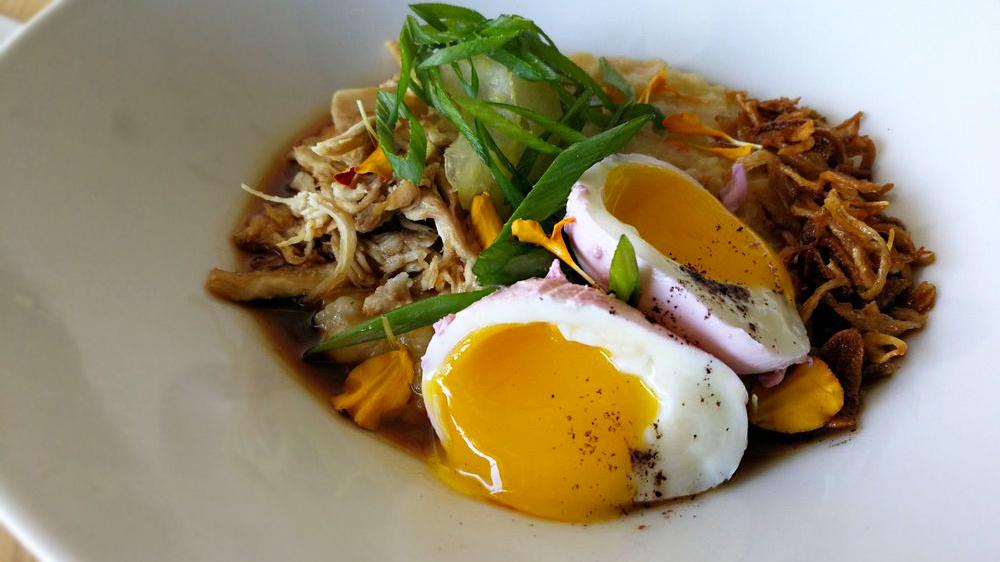 Porridge and Puffs restaurant brunch in Los Angeles