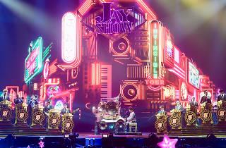Jay Chou tour 2018