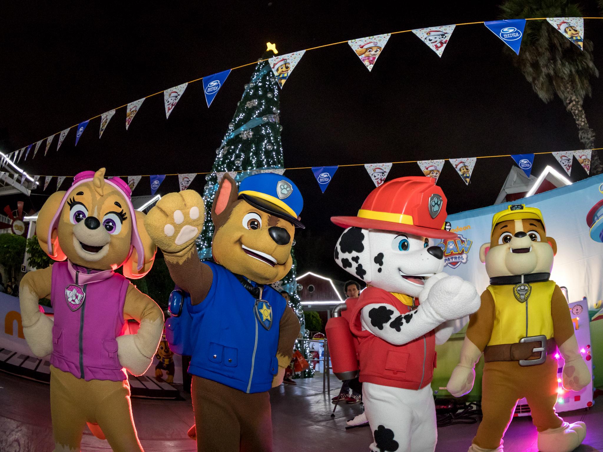 Navidad Nick Jr. en Granja Las Américas